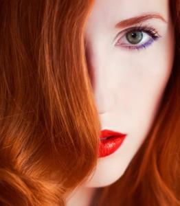 рижа коса